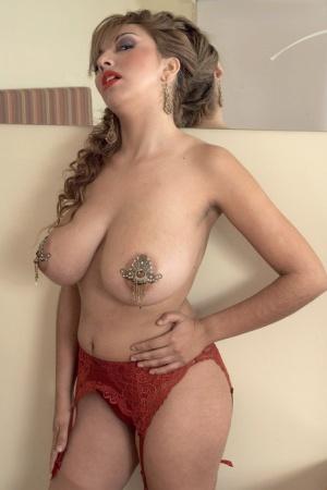 Big Pierced Tits