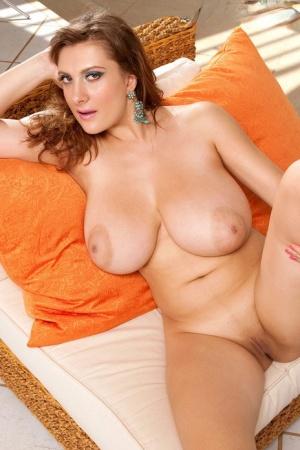 Big Tits Pussy Spread